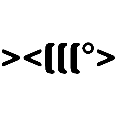 ASCIIFISH logo